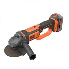 Аккумуляторная болгарка Black&Decker BCG720M1